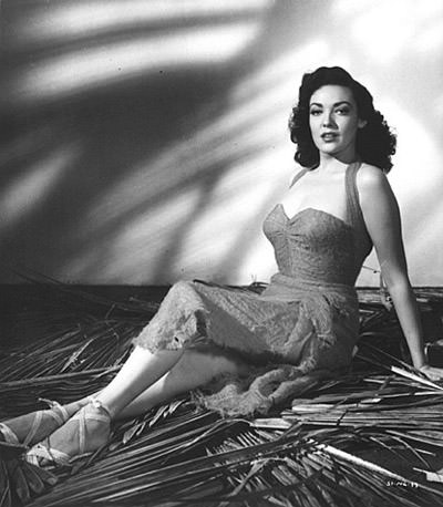 linda darnell death photos