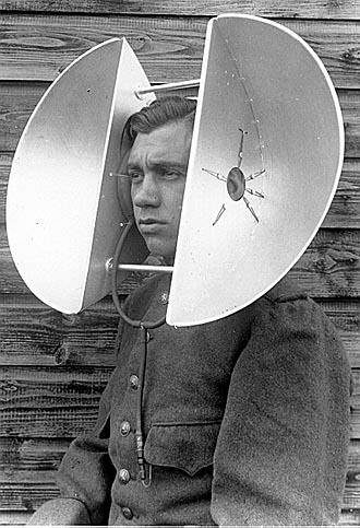 Listening to Radio