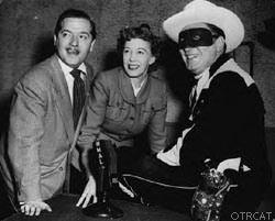 Jackson Weaver, Ruth Crane Shaefer, Brace Beemer
