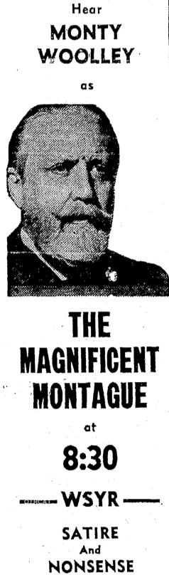 Magnificent Montague