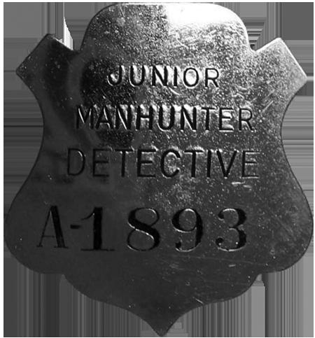 Manhunt Premium Badge