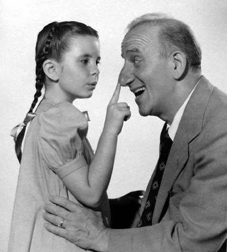 Al Jolson and Margaret