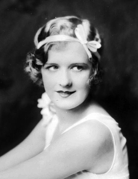 Marilyn Miller, young