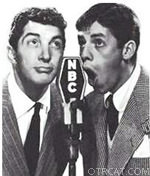 Martin and Lewis - Dean Martin, born Dino Crocetti, was a teenage boxer who went by the name Kid Crochet.