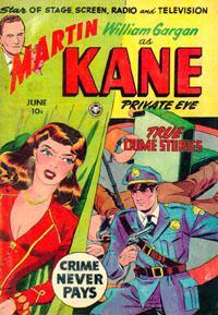Martin Kane Private Investigator