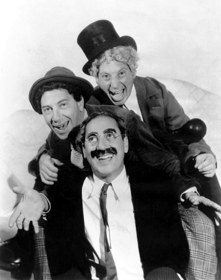 Marx Brothers, The