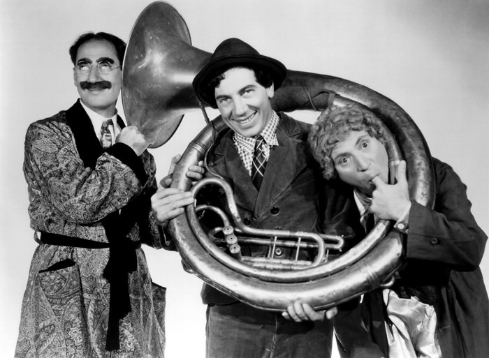 Marx Brothers
