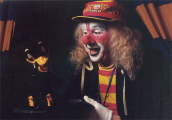 Patapouf the Clown
