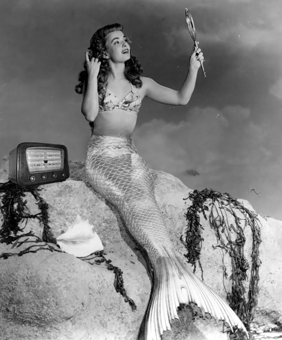 Mermaids in Old Time Radio