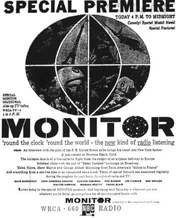 Monitor Ad