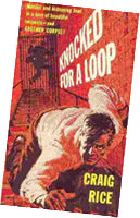 Knocked for a Loop--Craig Rice book cover