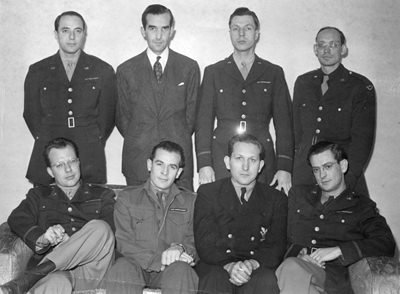 Murrow Boys 1940
