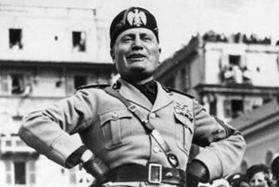 Mussolini 1943