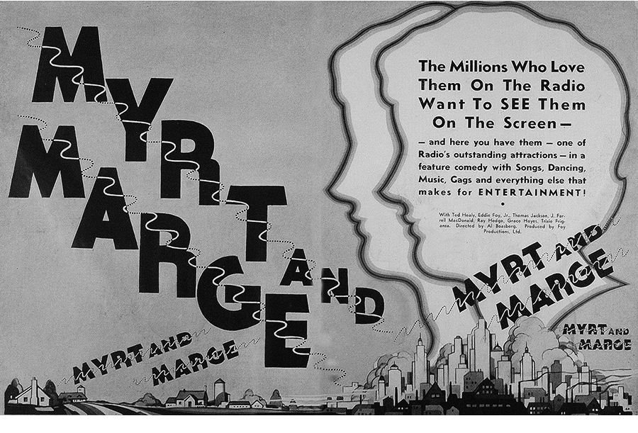 Myrt Marge Advertisement