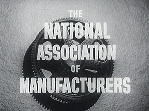 National Assocaition of Manufaturers