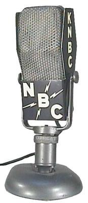 NBC RCA Mic