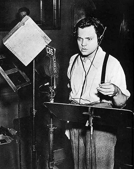 Orson Welles 1938