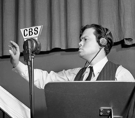 Orson Welles Mic
