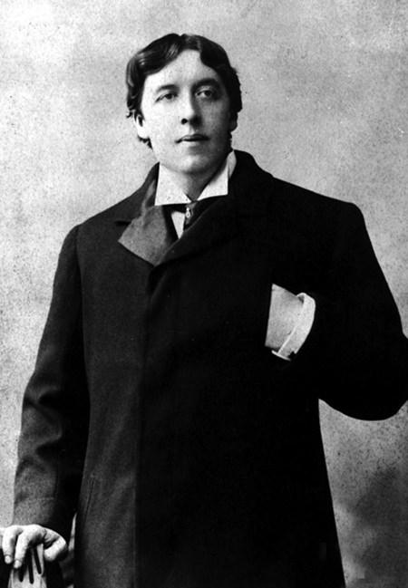 Oscar Wilde 1895