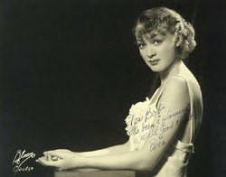 Eve Arden circa 1936