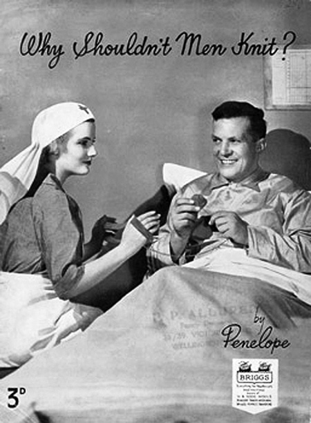 Patient Knitting