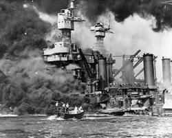 Pearl Harbor USS Virginia