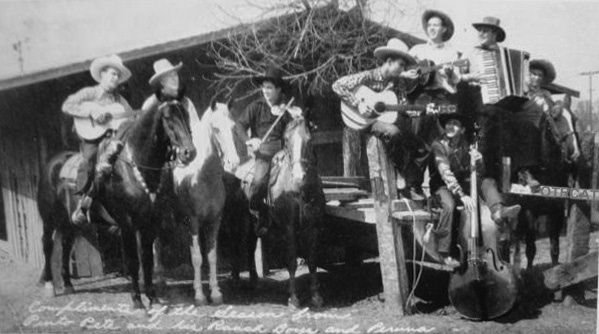 Pinto Pete And His Ranch Boys