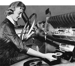 Playing Radio Shows In Car