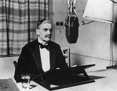 Prime Minister Chamberlain