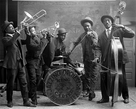 Prohibition Jazz