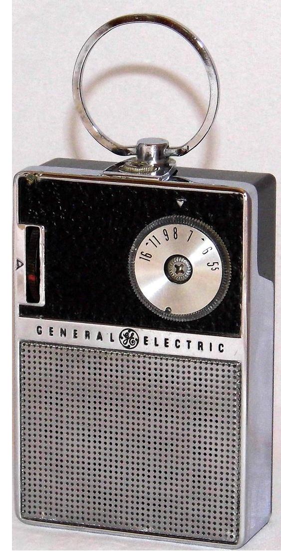 1964 Radio Transitor