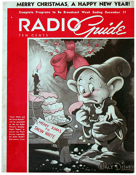 Radio Guide: Snow White
