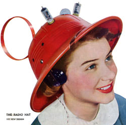 Radio Hat!
