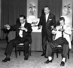 Ralph Slater Hypnotist
