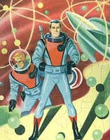 Science Fiction Poster for Future Tense