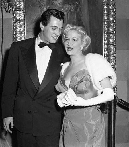 Rock Hudson & Marilyn Maxwell