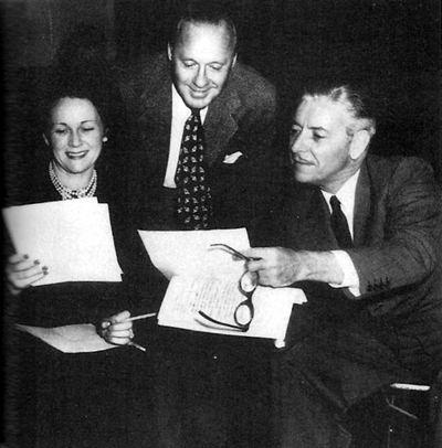 Ronald Colman Jack Benny