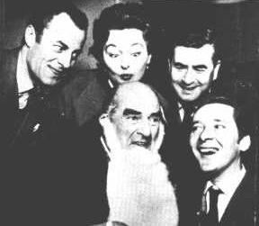 Cast of Round the Horne