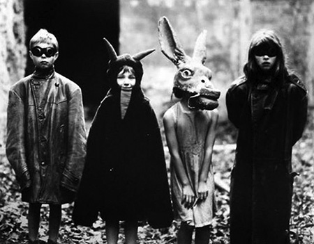 Scary Children Costumes