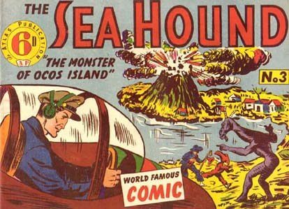 Adventures Of The Seahound, The