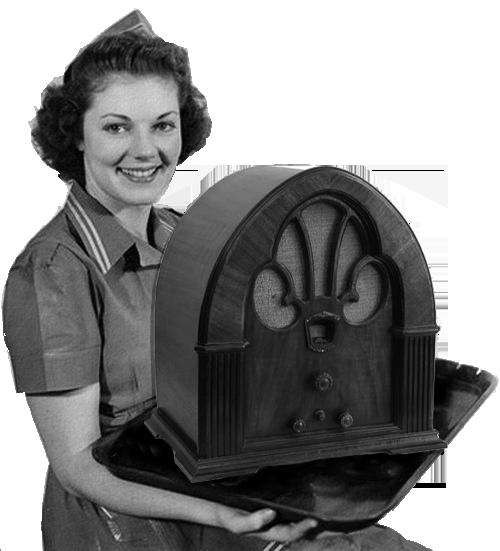 Serving Radio