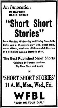 NBC Short Stories
