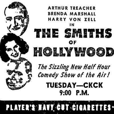 Smiths Of Hollywood, The