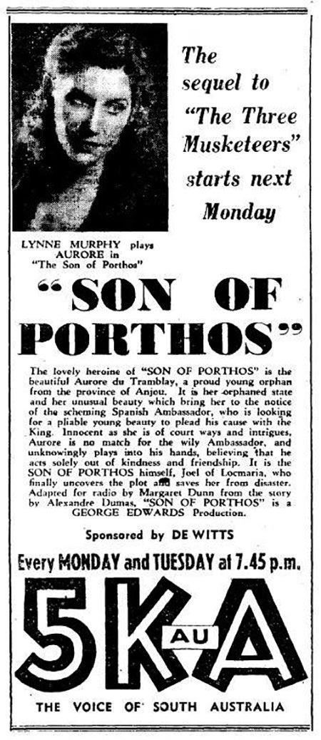 Son of Porthos
