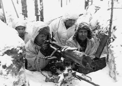 Solviet Finland War 1940