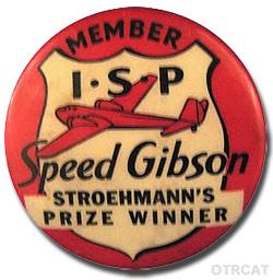 Speed Gibson