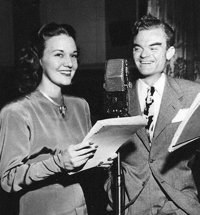 Spike Jones and Dorothy Shay