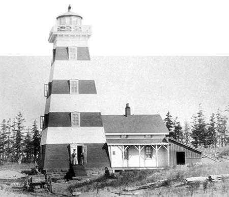Spooky Lighthouse