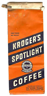 Spotlight Coffee Bag