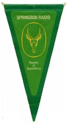Springbok Pennant